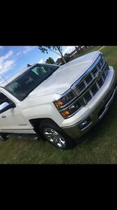 2016 Chevy Silverado LTZ low km, mint truck