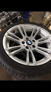 "Bmw 18"" 7 series M sport rims MINT"