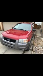 Ford Escape NEW TRANSMISSION!!