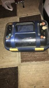 MasterCraft Rotary Tool with accessory's