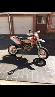 KTM 450 exc Motard Parramatta Parramatta Area Preview