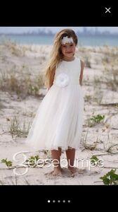 Flower girl dress rrp $49.95 Ingleburn Campbelltown Area Preview