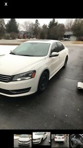 2012 vw Passat second owner