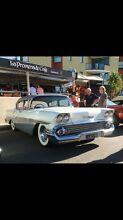 1958 Chevrolet Biscayne rhd Centenary Heights Toowoomba City Preview