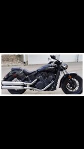2018 Indian Scout 60