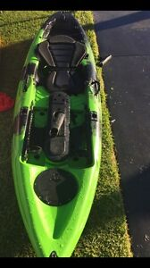 Fishing kayak Figtree Wollongong Area Preview
