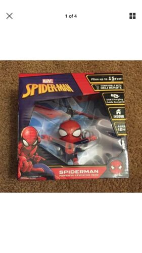 Marvel Spider Man Indoor Powerful Levitating Hero For Kids G