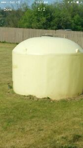 1200 gallon water tank for sale