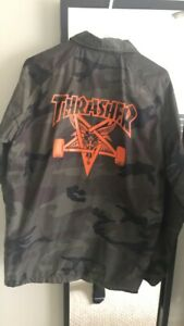Thrasher windbreaker