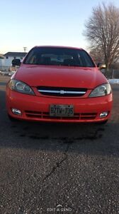 2005 Chevy optra5