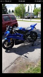 looking for a 2007+Yamaha R6 / YZF-R