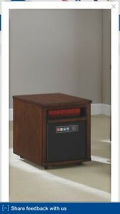 Space heater for 1000 square feet - Duraflame
