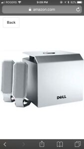 Dell A525 Speakers