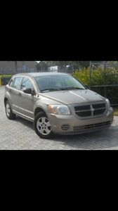 2009 Dodge Caliber gold Car low kms  for sale