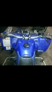 Yamaha warrior a1 echange contre 400 ex