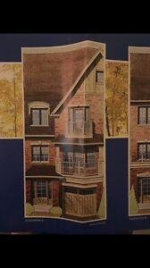 Brampton townhouse corner unit for sale