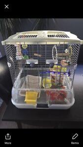 65.00$ cage d'oiseaux