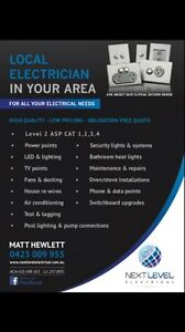 Give an electrician a call East Maitland Maitland Area Preview