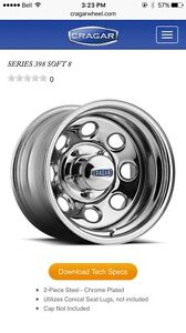 WANTED: C10 WHEELS