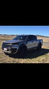 2013 ford px ranger Kingsthorpe Toowoomba Surrounds Preview