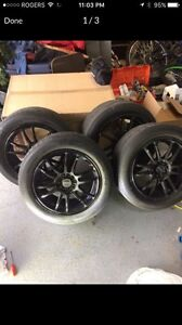 Drag Light weight rims 5x114.3 and 5x100