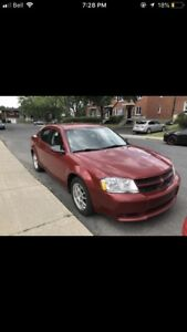 2010 Red Dodge Avenger for sale!!!