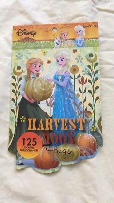 Disney Frozen sticker book Halloween fall 125 stickers holiday reward school  - Halloween Bible School Crafts