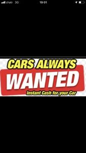 Pay up to $1500 cash for your used car