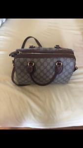 Chanel Louis Vuitton Gucci bag
