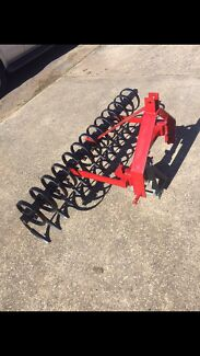 Brand New - Stick Rake Scarifer for Machinery (Tractor)