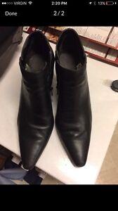 Black ankle boots  Edmonton Edmonton Area image 1