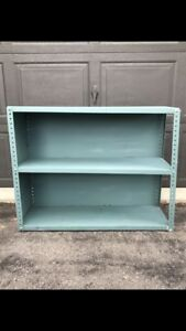 Industrial Metal Shelf Shelving Unit
