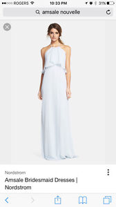 Beautiful designer formal/bridesmaid gown - New with tags