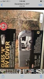 RV Tyvek  cover 40' 300$