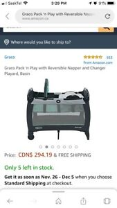 Graco pack and play NEW