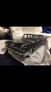 1:18 1959 Cadillac Series 75 limousine by sunset coach