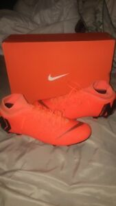 Size 11.5 Nike Superfly Cleats