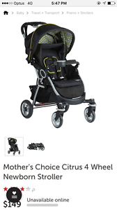 Stroller, pusher, pram NEW Chadstone Monash Area Preview
