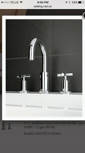 ISO Rubi bathroom faucet and shower kit possibly sink