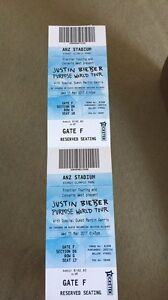 Justin Bieber Tickets - A reserve Sydney City Inner Sydney Preview