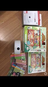 Animal Crossing: Happy Home Designer Bundle (With NFC reader)