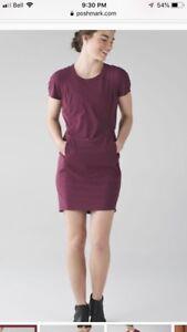Lululemon Athletica Endeavor Dress