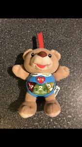 EUC Vtech Happy Lights Bear