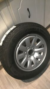 Winter Tires - Brand new on rims.