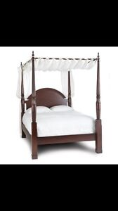 ***Bombay***  King Size Bed (Tropical Style)