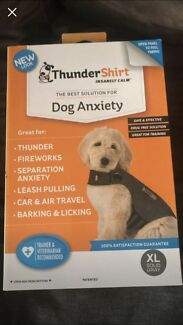 Thunder shirt for dogs anxiety shirt  negotiable