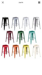 BRAND NEW White Tolix replica bar stools Lane Cove Lane Cove Area Preview