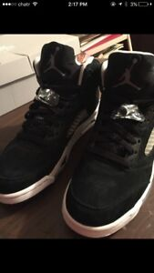 Jordan Oreo 5s Need gone size 9