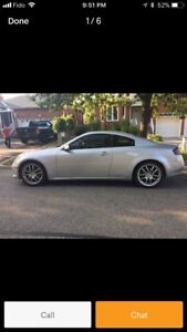 LOOKING FOR 05 OR NEWER INFINITI G35 COUPE