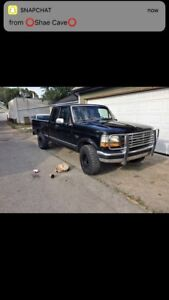 1994 f150 and Chevy cavalier. *read ad*